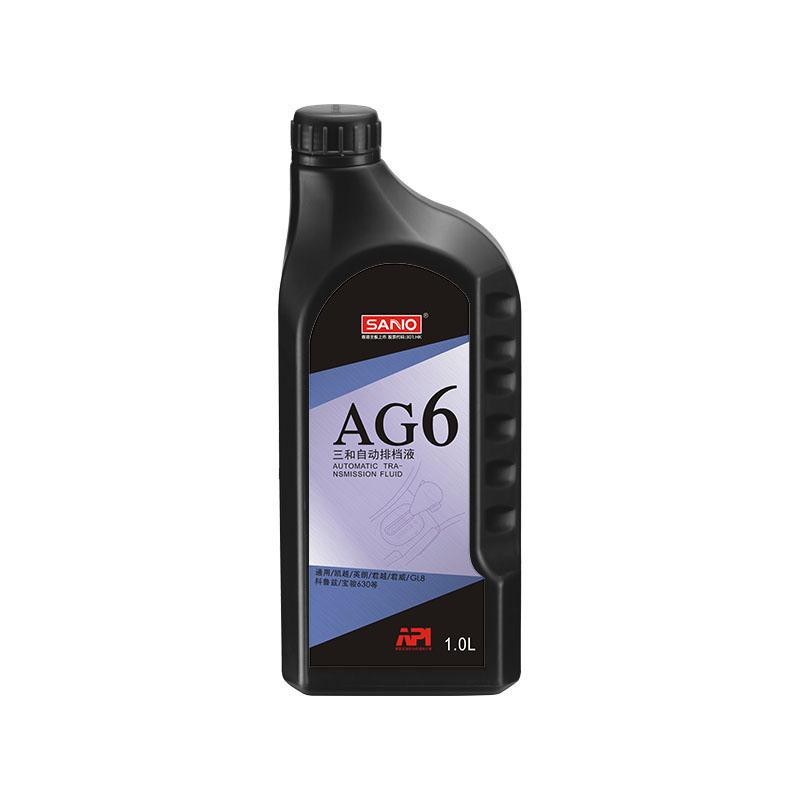 AG6自动排档液