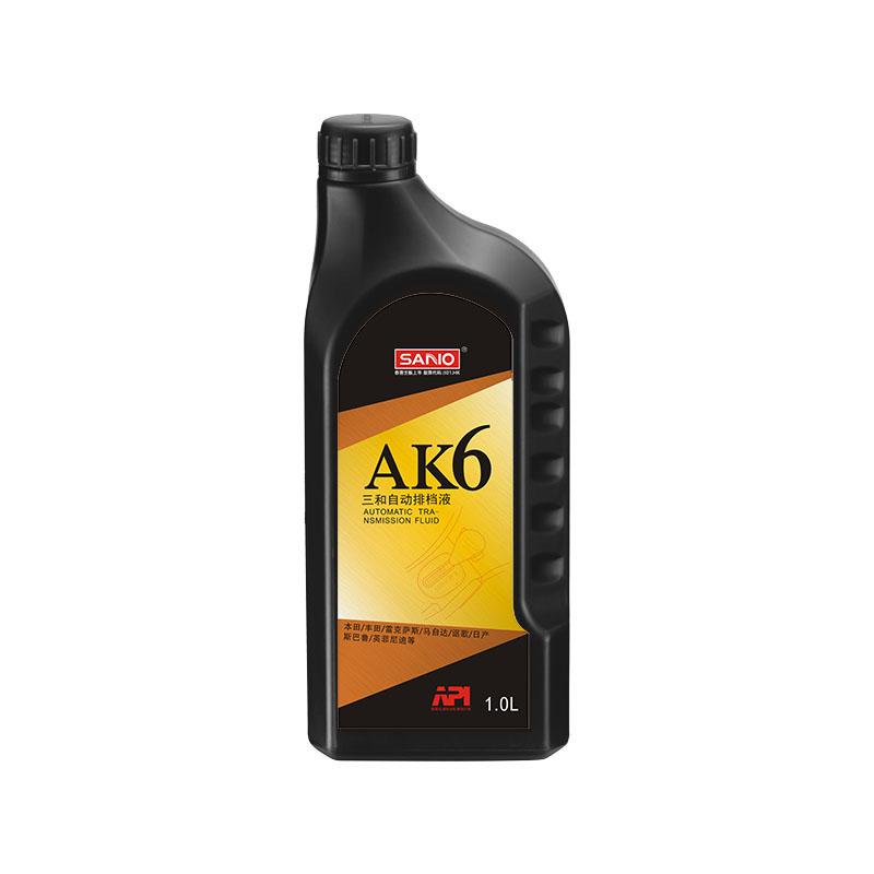 AK6自动排档液
