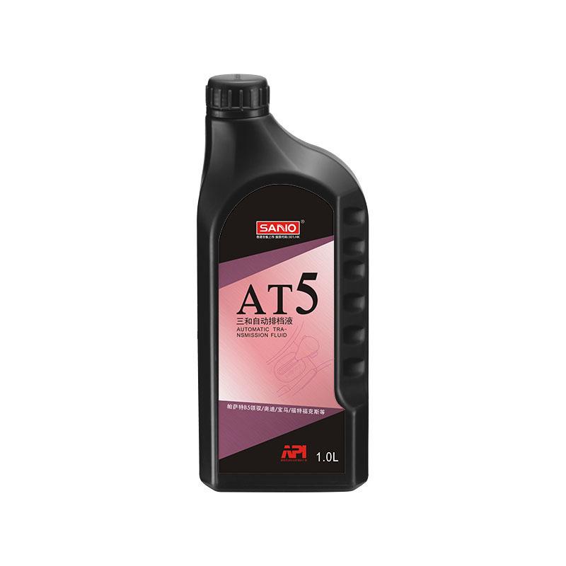 AT5自动排档液