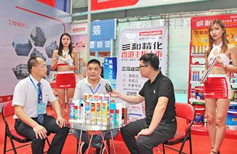 三和万博体育xman,精彩绽放于临沂华强建博会